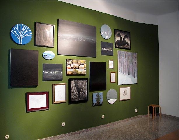 Tobias Gossow - Ausstellung - Wohin