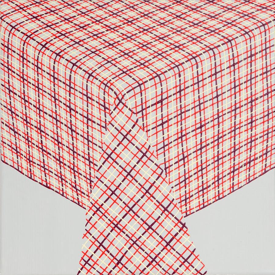 Dine, 2011 / 40 x 40 cm / Acryl auf Molino